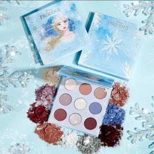 ❄BNIB❄LE Colourpop Frozen II Elsa Shadow Palette